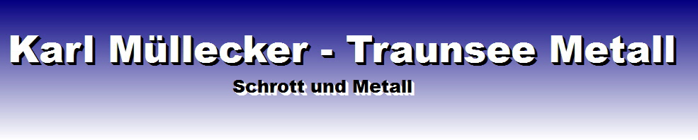 Elektronikschrott - karlmüllecker-traunseemetall.at